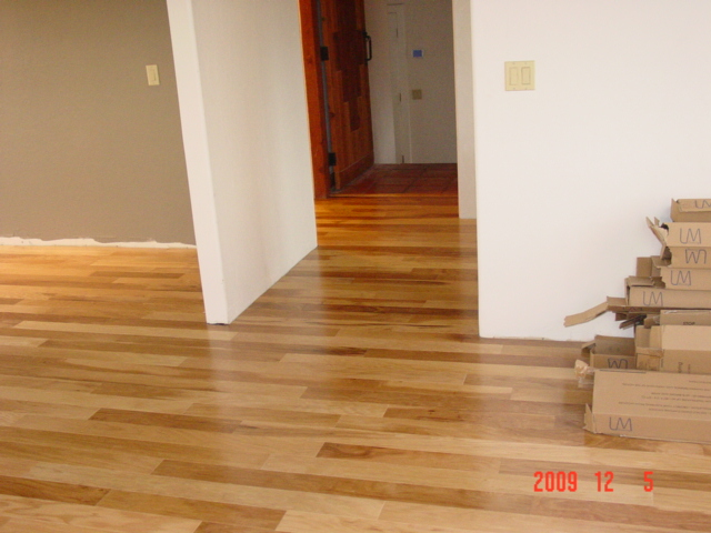Hardwood Floor -  LM Hickory - Stapled